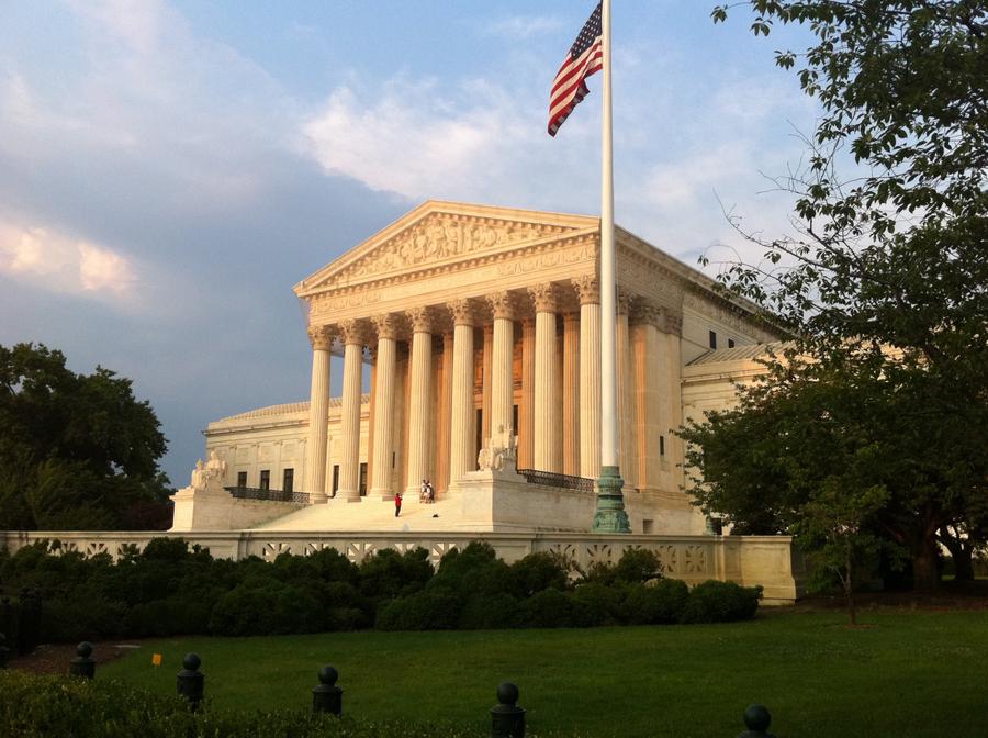 美国最高法院大楼_美国最高法院